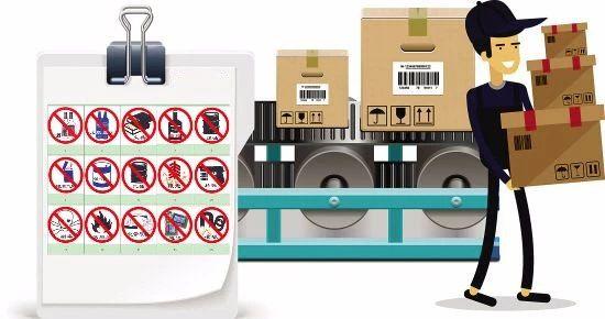 【涨知识】你知道怎么区分敏感货、普货和违禁品吗?